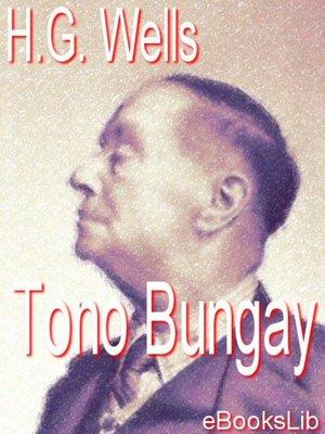 cover image of Tono Bungay