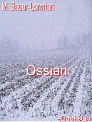 cover image of Ossian