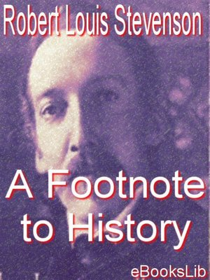 cover image of A Footnote to History
