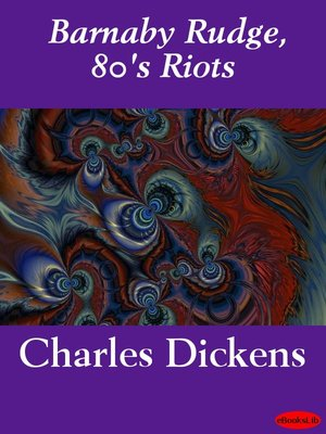cover image of Barnaby Rudge, 80's Riots