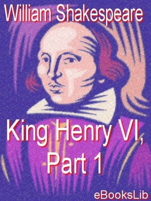 cover image of King Henry VI, Part 1