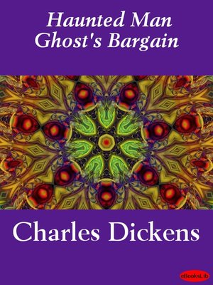 cover image of Haunted Man Ghost's Bargain