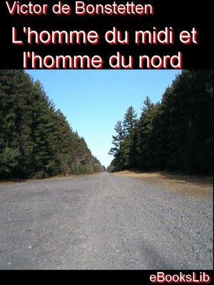 cover image of L'homme du midi et l'homme du nord