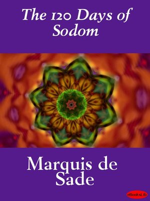 cover image of The 120 Days of Sodom