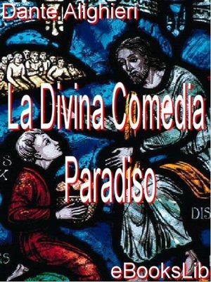 cover image of La Divina Comedia - Paradiso