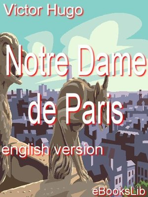 cover image of Notre-Dame de Paris