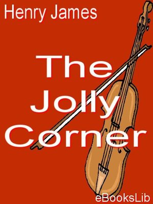 cover image of The Jolly Corner