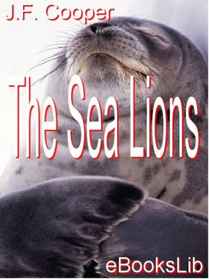 cover image of The Sea Lions