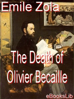cover image of The Death of Olivier Becaille