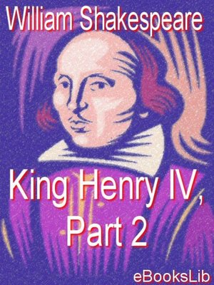cover image of King Henry IV, Part 2