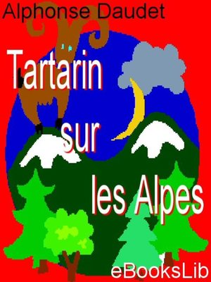 cover image of Tartarin sur les Alpes