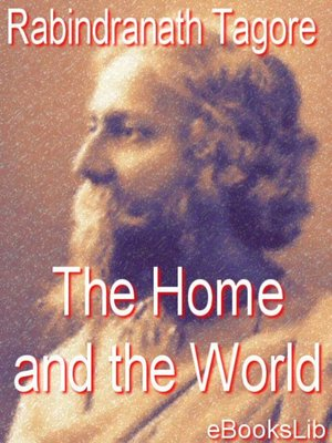 cover image of The Home and the World