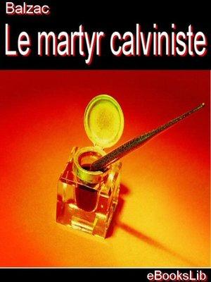 cover image of Etudes philosophiques. Sur Catherine de Médicis. 1. Le martyr calviniste