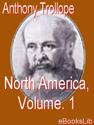 cover image of North America, Volume 1