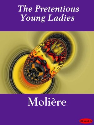 cover image of The Pretentious Young Ladies