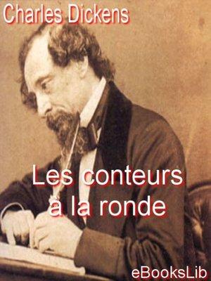 cover image of Les conteurs à la ronde