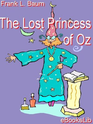 cover image of The Lost Princess of Oz