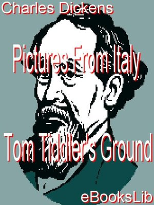 cover image of Pictures From Italy - Tom Tiddler's Ground