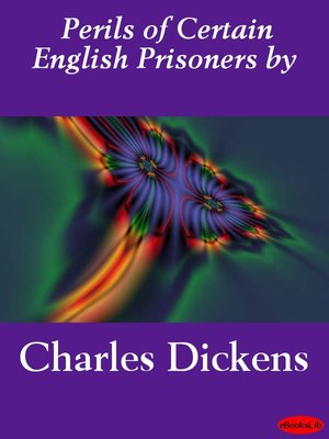 cover image of Perils of Certain English Prisoners by