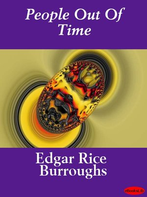 cover image of People Out of Time