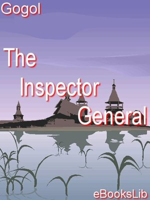 cover image of The Inspector-General