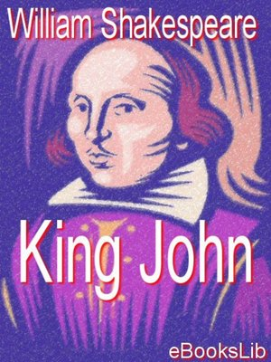 cover image of King John