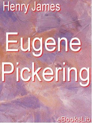 cover image of Eugene Pickering
