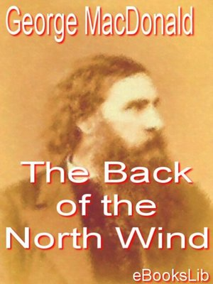 cover image of The Back of the North Wind