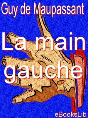 cover image of La Main gauche