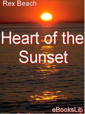 cover image of Heart of the Sunset