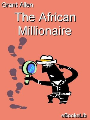 cover image of The African Millionaire