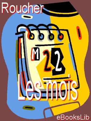 cover image of Les mois