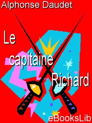 cover image of Le Capitaine Richard
