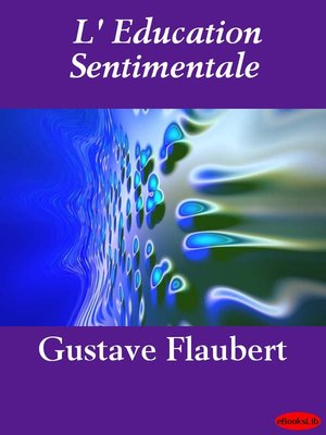 cover image of L'Education Sentimentale