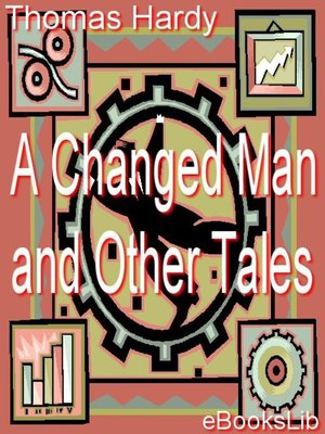cover image of A Changed Man and Other Tales