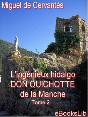 cover image of Don Quichotte - Tome 2