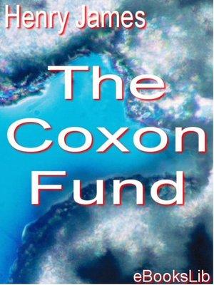 cover image of The Coxon Fund