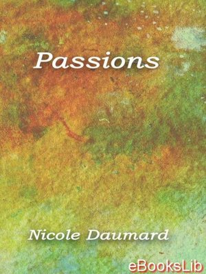 cover image of Passions