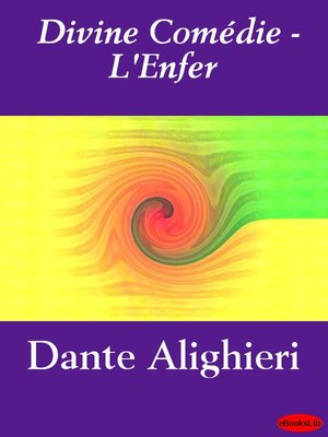 cover image of Divine Comédie - L'Enfer