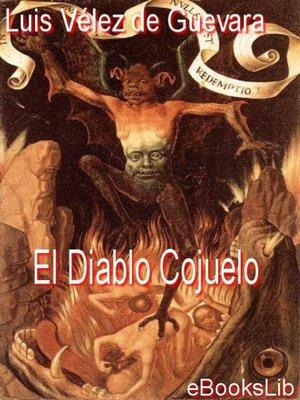 cover image of El Diablo Cojuelo