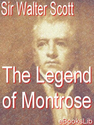 cover image of The Legend of Montrose