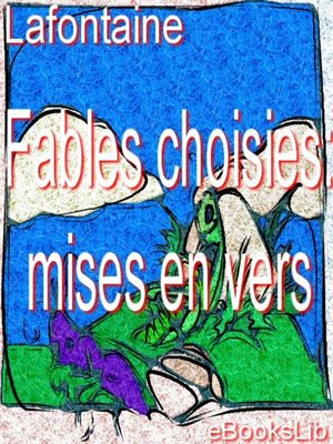 cover image of Fables choisies
