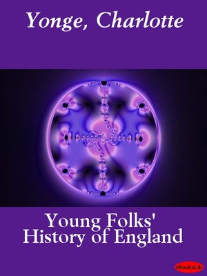 cover image of Young Folks' History of England