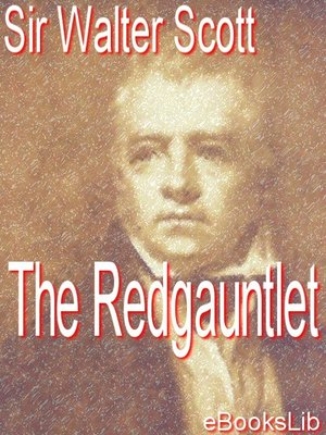 cover image of The Redgauntlet