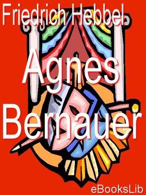 cover image of Agnes Bernauer