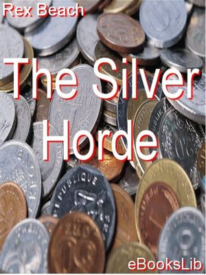 cover image of The Silver Horde