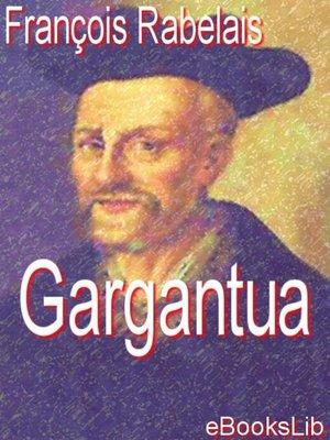 cover image of Gargantua