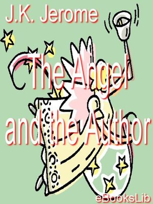 cover image of The Angel and the Author