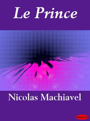 cover image of Le Prince