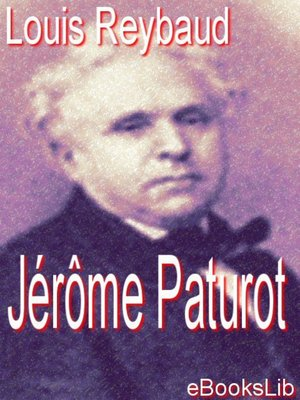 cover image of Jérôme Paturot